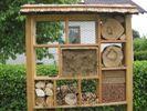 Bestückung Insektenhotel